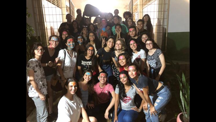 ACOLHIDA AOS CALOUROS - 2020